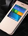 Оригинальный искусственная кожа Смарт авто-сон Полный Дело орган для Huawei Ascend g7 C199 (ассорти цветов)