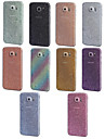 Case For Samsung Galaxy Samsung Galaxy Case Other Full Body Cases Glitter Shine PC for S6 edge