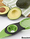 1 Pcas. Cutter & Slicer For para Frutas Plastico Creative Kitchen Gadget / Alta qualidade / Multifuncoes