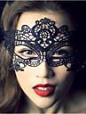 Kristal Kant Stof tiaras fascinators Maskit Birdcage Veils 1 Bruiloft Speciale gelegenheden  Feest / Uitgaan Causaal ulko- Helm