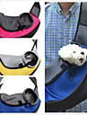 Cat Dog Carrier & Travel Backpack Front Backpack Pet Baskets Solid Portable Breathable Yellow Red Green Blue For Pets