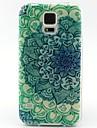 Pour Samsung Galaxy Coque Motif Coque Coque Arrière Coque Fleur PUT pour Samsung S6 edge S6 S5 Mini S5 S4 Mini S4 S3 Mini S3