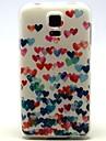 Pour Samsung Galaxy Coque Motif Coque Coque Arrière Coque Cœur PUT pour Samsung S5 Mini S5 S4 Mini S4 S3 Mini S3