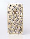 용 아이폰6케이스 / 아이폰6플러스 케이스 울트라 씬 / 투명 / 패턴 케이스 뒷면 커버 케이스 타일 소프트 TPU iPhone 6s Plus/6 Plus / iPhone 6s/6