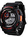 SKMEI® Men's Sporty Watch Digital LCD Display Calendar/Chronograph/Alarm/Water Resistant Cool Watch Unique Watch Fashion Watch