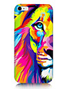 Colorful Lion Pattern Back Case for iPhone 6s 6 Plus iPhone Cases
