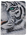 Tiger Pattern PU Leather Protective Sleeve For Samsung Galaxy T800/ T700 /T550 /T530/T350/T330/T310/T230/T110