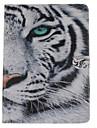 케이스 제품 Tab S 10.5 Tab S 8.4 Samsung Galaxy 탭 9.7 탭 8.0 삼성 갤럭시 케이스 카드 홀더 지갑 스탠드 플립 패턴 전체 바디 케이스 동물 PU 가죽 용 Tab 4 10.1 Tab 4 8.0 Tab 4 7.0