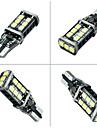 SO.K 2pcs T10 Автомобиль Лампы 10 W 400-600 lm 15 Задний свет For Универсальный