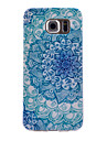 For Samsung Galaxy Case Pattern Case Back Cover Case Mandala TPU Samsung S6 edge / S6 / S5 / S4 / S3