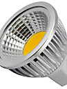 4W 400lm GU5.3(MR16) Spot LED MR16 1 Perles LED COB Decorative Blanc Chaud / Blanc Froid 12V