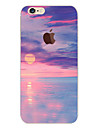 For iPhone 6 Case / iPhone 6 Plus Case Translucent / Pattern Case Back Cover Case Scenery Soft TPU iPhone 6s Plus/6 Plus / iPhone 6s/6