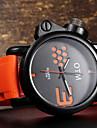 Climbing Limited Edition Sports Series Rubber Watches Dial Design Maverick Steel Men Watch Black Wrist Watch Cool Watch Unique Watch