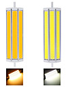 ywxlight® r7s привела кукурузные огни 3 cob 2500 lm теплый белый холодный белый декоративный ac 85-265 v 2шт