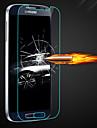 filme hd impressao digital a prova de transparente a prova de arranhoes de vidro para Samsung Galaxy S4