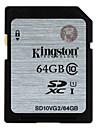 Kingston 65GB SD 카드 메모리 카드 UHS-I U1 CLASS10