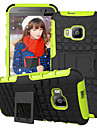 Armor Case Hybrid Kickstand Display Cover Combo Hard PC + TPU Case For HTC E9/E9 Plus/M8/M9/Desire 820 mini