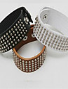 Wide Aivet  Leather Bracelets Daily / Casual 1pc