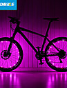 LED Bike Light Wheel Lights Cycling Waterproof Rechargeable Multiple Modes 18650 Battery Cycling / Bike