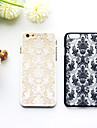 용 아이폰6케이스 / 아이폰6플러스 케이스 울트라 씬 / 반투명 / 패턴 케이스 뒷면 커버 케이스 레이스 디자인 하드 PC iPhone 6s Plus/6 Plus / iPhone 6s/6