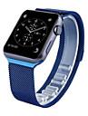 Watch kapela pro Apple Watch Series 4/3/2/1 Apple Milánská smyčka Nerez Poutko na zápěstí