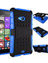 For Nokia Case Shockproof / with Stand Case Back Cover Case Armor Hard PC NokiaNokia Lumia 950 / Nokia Lumia 830 / Nokia Lumia 730 /