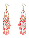 European Style Bohemian Exaggeration Fashion Beads Earrings