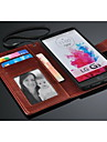 fashion® LG G3, LG 전자 G3 가죽 케이스 PU 가죽 플립