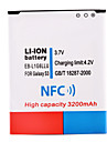 3.7V 3200mAh Li-ion Battery with NFC for Samsung S3 i9300