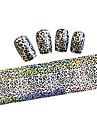Folha Tape Stripping-Desenho Animado / Adoravel- paraDedo- deOutro- com1PCS-100cmx4cm