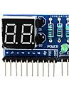 """2-значный общий анод 0,36 """"цифровой дисплей модуль для Arduino + Raspberry Pi - синий"""