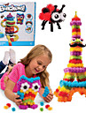 nouvelles bunchems bon paquet nouveau batiment jouets 370 pieces enfants diy jouent 36 Accessoires kit enfants meilleur cadeau
