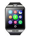 Q18 Herren Smartwatch Android Bluetooth USB Touchscreen Verbrannte Kalorien Freisprechanlage Kamera Distanz Messung Timer Anruferinnerung Schlaf-Tracker Sedentary Erinnerung Finden Sie Ihr Geraet