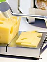 NEW Cheese Slicer Cutter Board Stainless Steel Wire Cutting Kitchen Hand Tool