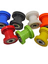 10MM Modified Chain Tensioner Roller Wheel For Yamaha Off Road Motorcycle Dirt Pit Bike