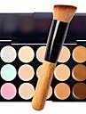 15 Concealer/Contour Wet Matte Shimmer Cream Whitening Moisture Coverage Long Lasting Concealer Natural Pore-Minimizing Sensitive &