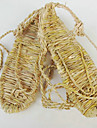 Anime Cosplay Straw Sandals Cosplay Shoes Cosplay Accessorises