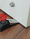 hordozható elektromos ajtózárás riasztó harang biztonsági ék sziréna figyelmeztető ajtó dugó