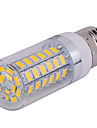 YWXLIGHT® 1pc 15 W 1500 lm E14 / G9 / E26 / E27 LED Mais-Birnen T 60 LED-Perlen SMD 5730 Warmes Weiss / Kuehles Weiss 220 V / 110 V / 1 Stueck