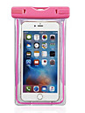 Huelle Fuer iPhone 6s Plus / iPhone 6 Plus / iPhone 6s Wasserfest / mit Sichtfenster Handytasche Solide Weich PC fuer