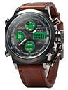 AMST Men\'s Watches Quartz Digital Watch Alarm Stopwatch Sports Military Watch Male Casual Wristwatches Clocks Wrist Watch Cool Watch Unique Watch