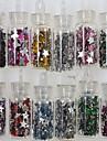 1 Joias de unha Outras decoracoes Abstracto Desenho Fashion Adoravel Casamento Alta qualidade Diario