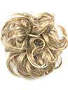 chignons Blonde Perruque Deguisement