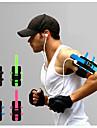 L Faixa de Braco Bolsa Celular para Ciclismo / Moto Fitness Corrida Bolsas para Esporte Compacto Bolsa de Corrida Samsung Galaxy S4