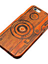 147 iPhone 5 Case Case Cover Pattern Back Cover Case Wood Grain Hard Wooden for Apple iPhone SE/5s iPhone 5