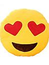 Мягкие игрушки Фаршированная подушка Игрушки Emoji Новинки Мальчики Девочки Куски
