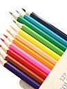 Дерево / Резина-Цветные карандаши-Милый стиль