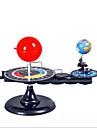 세 글로브 세트 학생용 천체투영관 과학&디스커버리 완구 교육용 장난감 장난감 구 기계 전문가 수준 플라스틱 1 조각