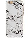 iphone 7 mais arte pintada relevo em marmore caso de telefone TPU criativo para iphone 5 / 5s / SE / 6 / 6s / 6s mais / 6s mais