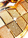 12pcs Eye Mirror / Single Open Lid Combination / Dry / Normal Shadow Powder Daily Makeup / Halloween Makeup / Party Makeup
